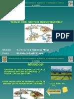 Pres Biomasa