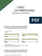 Presentación - Caso Clinica Americana