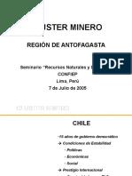 Cluster Minero