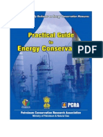 Practical Guide to Enrgy Conservation - PCRA