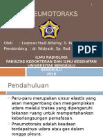 Pneumotoraks