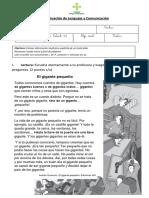 Evaluación Lenguaje L, M, P (1)