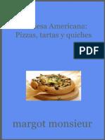 La Mesa Americana_ Pizzas, Tart - Margot Monsieur