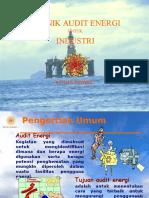 Teknik+Audit+Energi