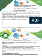 Quimica Inorganica Guia Tarea 4