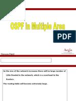 14 Ospf Multiple Area