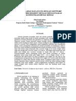 Paper Konfigurasi Dipole Dipole Rifqi