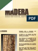 Cap 12 Madera