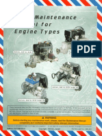 Maintenance Manual 447, 503, 582