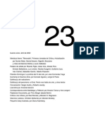 Ramora Numero 23