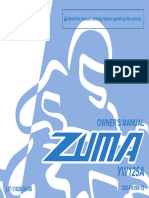 Zuma Yw125a