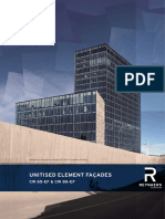 Unitised Element Facades