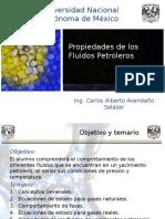 Introducción a las propiedades Petroleras