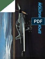 Sport Aviation Fev-1975