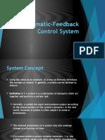 Automatic Feedback Control System