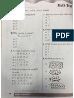 standards math test