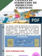 Canales de Distribuciòn de Productos Turìsticos