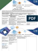Guía de Actividades y Rubrica de Evaluación Unidad 3 Fase 5 -Trabajo Práctico