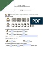 Guia Orden y Comparación de Números