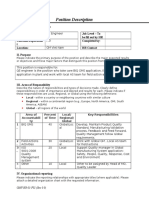 GMV QE Engineering _Job Description