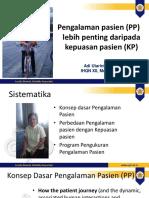 Adi Utarini - Pengalaman atau kepuasan pasien.pdf