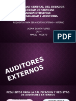 Auditoria Jazz