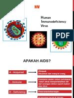 Materi HIV Standar