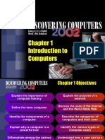 Chapter 1 Introduction to Computers3165