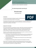 Discussion Paper (1)