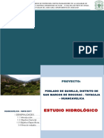 Estudio Hidrologico Final