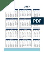 Monthly Work Schedule Excel Template