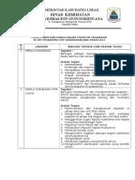 2.3.2.1 Uraian Tugas Kepala Dan Penanggung Jawab UKM Dan UKP