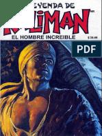 Kaliman - 00 La Leyenda de Kaliman