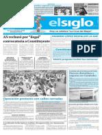 Edición Impresa El Siglo 03-05-2017