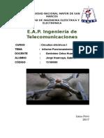 Informe drone
