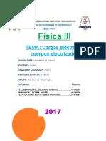 INFORME N° 1 FISICA III