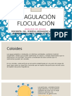 Floculantes Coagulacion n