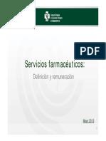 Servicios Farmaceuticos_mayo 2013
