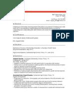stoltz elementary resume pdf