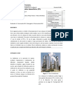 Columna de Destilación Atmosférica Informe