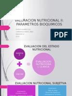 Valoracion Nutricional II (1)