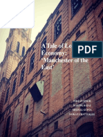 A Tale of Lost Economy