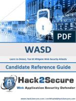 Hack2Secure WASD Candidate Reference Guide