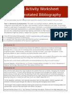 writingactivityworksheetmini-annotatedbibliography-davidjimenez