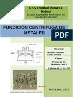 Guia de Laboratorio 4 Fundicion Centrifuga de Metales
