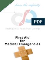 First Aid Slides