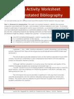 writingactivityworksheetmini-annotatedbibliography-jaredwalker