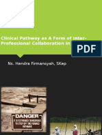 Day 2 Speaker 3 - Clinical Pathway as a Form of Inter-Professional Collaboration