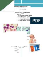 Caso Clinico Vitamina B12