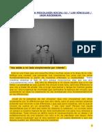 La dialéctica y la Psicología Social. Jaim Rozenbom copia
